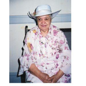SQ McCray, Flora 2 Hat