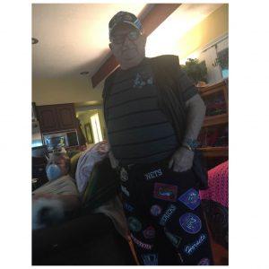 Dad 2016 in favorite pants