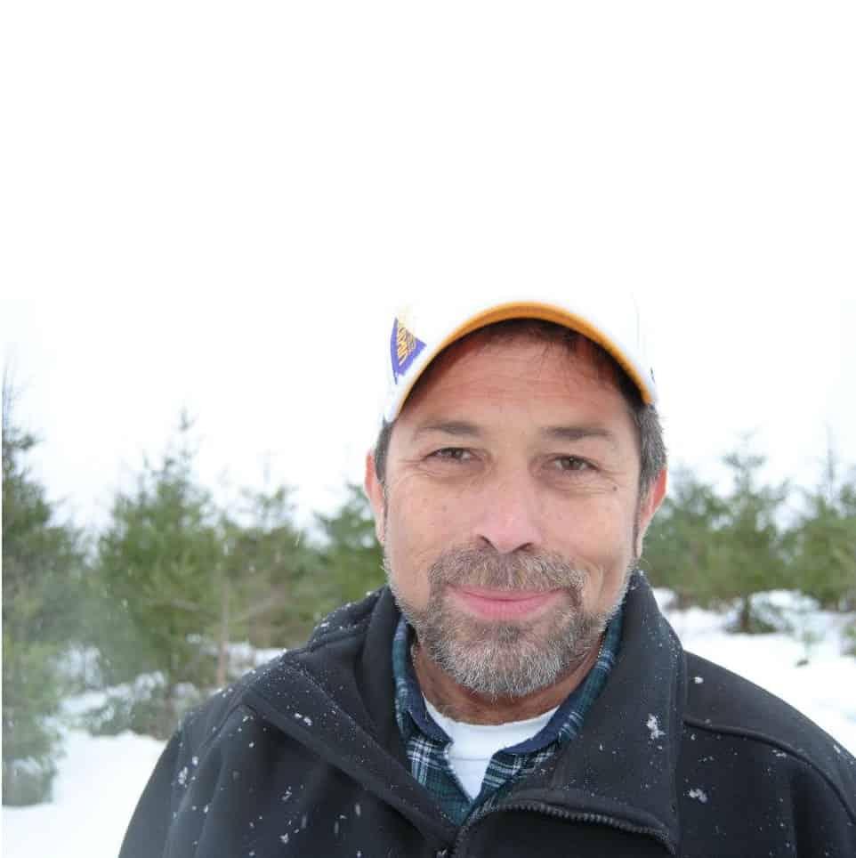 SQ dad snow