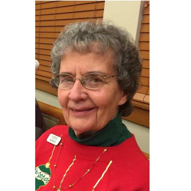 Obituary - Doris Morris