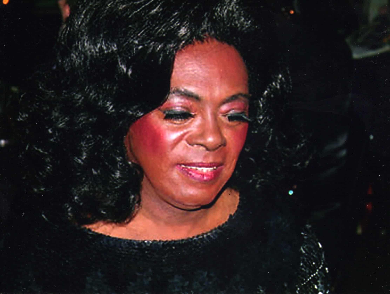 Black Hair in Drag PM