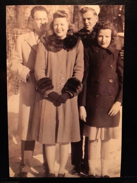 #4 Bob and sisters